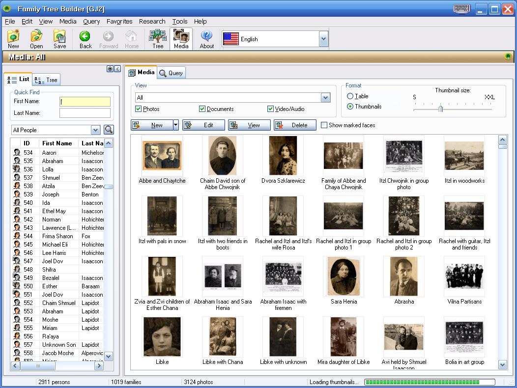 Family Tree Builder Propio Arbol Genealogico Taringa